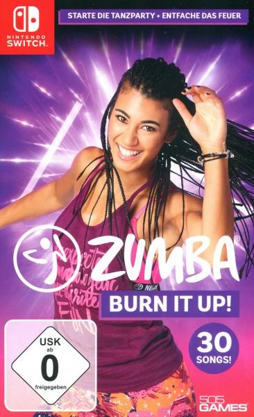 Zumba - Burn it up!
