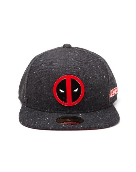 Cap Deadpool Snapback Stripe