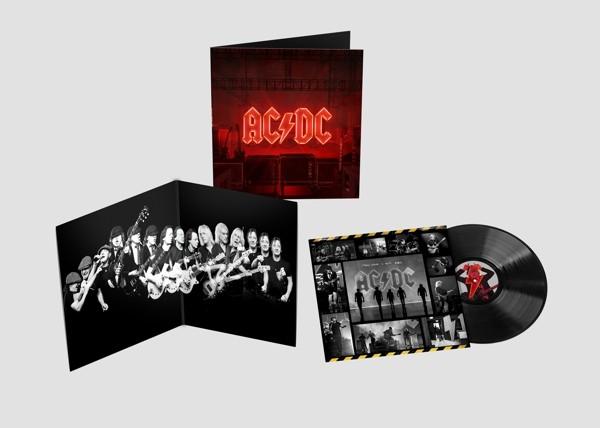 AC/DC - POWER UP (180g black LP)