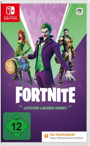 Fortnite - Letzter-Lacher-Paket (Code in a Box)