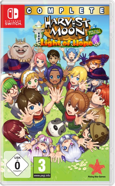 Harvest Moon Light of Hope Complete Special Edition [Nintendo Switch]
