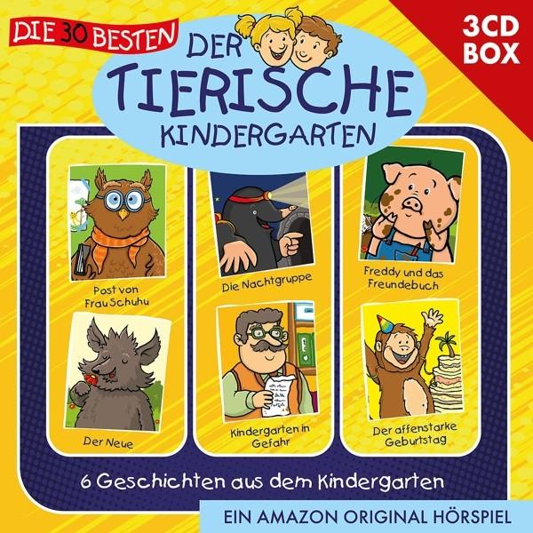 Der Tierische Kindergarten - DIE 30 BESTEN