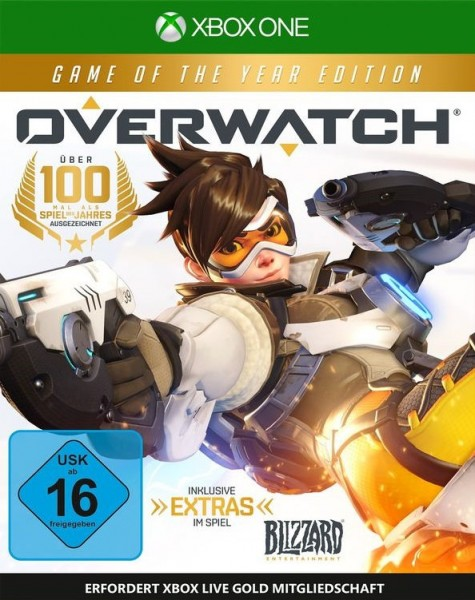 Overwatch - Game of the Year Edition (Online-Game)