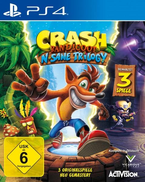 Crash Bandicoot - N.Sane Trilogy