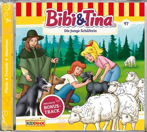 Bibi & Tina - Folge 97: Die junge Schäferin