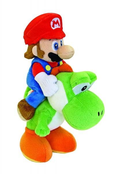 Plüsch Nintendo Mario & Yoshi