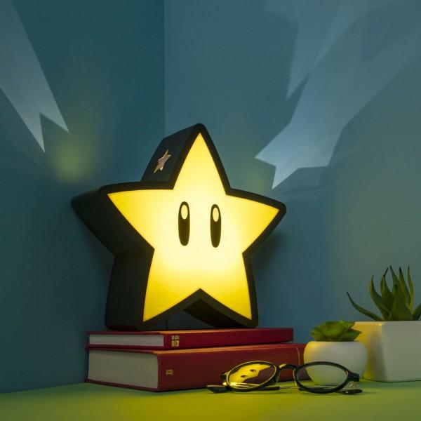 Lampe Super Mario Stern