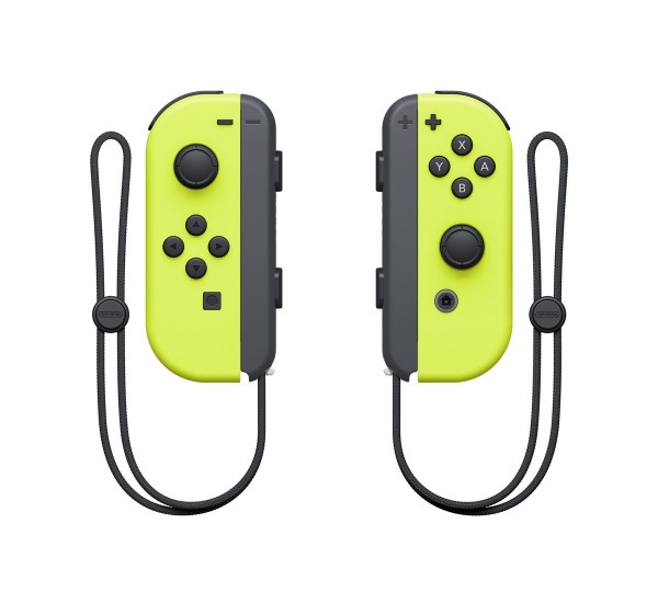 Nintendo Switch - Controller Joy-Con Neon-Gelb (2er-Set) - ZB-Nintendo Switch