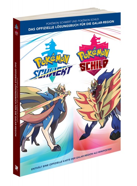 Pokemon Schwert & Pokemon Schild - Das offizielle Lösungsbuch