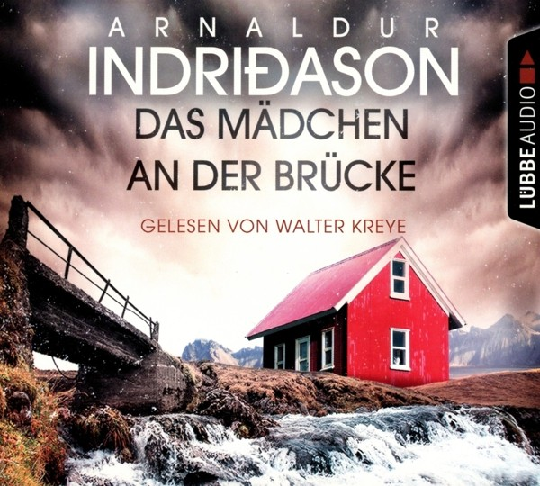 Indridason,Arnaldur - Das Mädchen an der Brücke - CD
