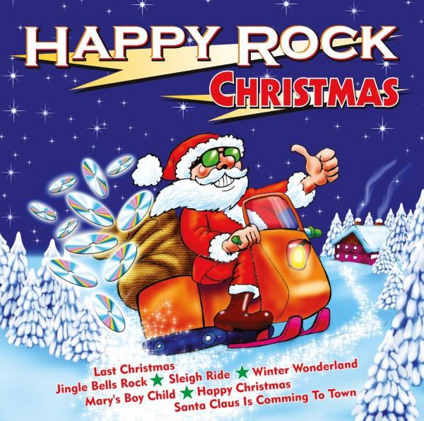 HAPPY ROCK CHRISTMAS