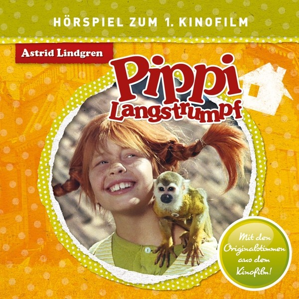 Pippi Langstrumpf - Hörspiel zum ersten Kinofilm