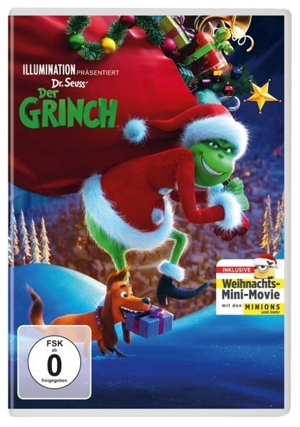 Der Grinch (2018)-Weihnachts-Edition
