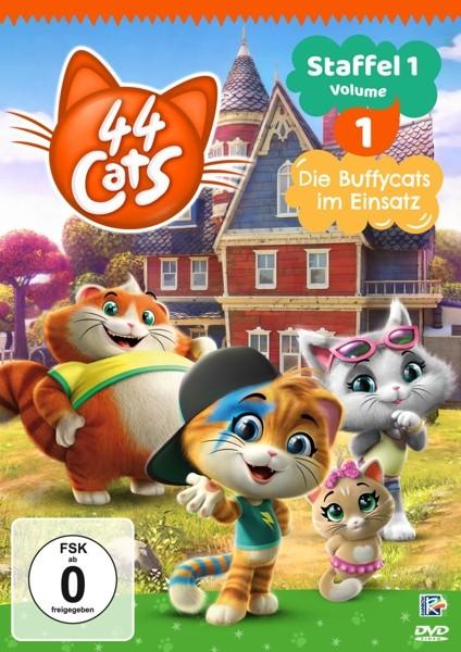44 Cats - Staffel 1 - Volume 1