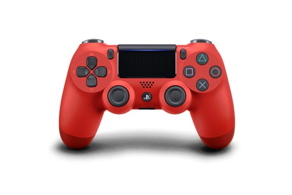 PS4 - Dualshock 4 Wireless-Controller V2 (Magma Red)