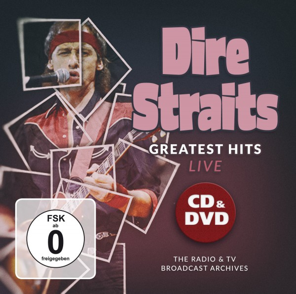 Dire Straits - Greatest Hits LIVE (CD & DVD)