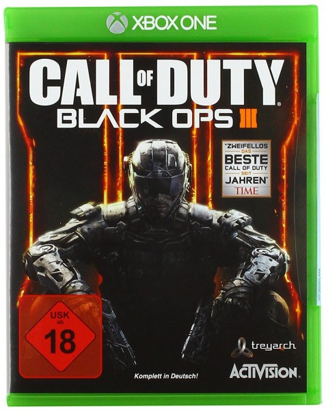Call of Duty 12 - Black Ops 3