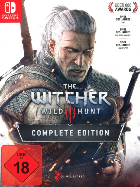 The Witcher 3: Wild Hunt (Complete Edition)