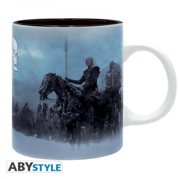 Tasse Game of Thrones - White Walkers