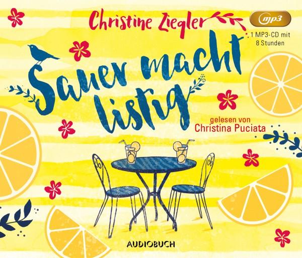 Christina Puciata - Sauer Macht Listig