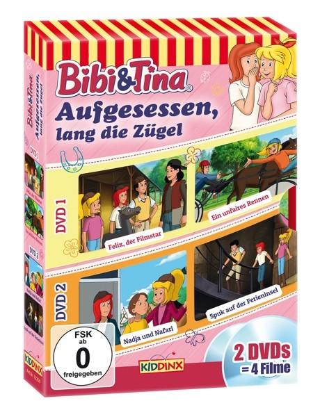 Bibi & Tina - DVD-Box