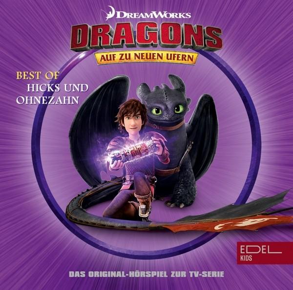 Dragons - Auf Zu Neuen Ufern (das Original Hörspiel zur TV-Serie)