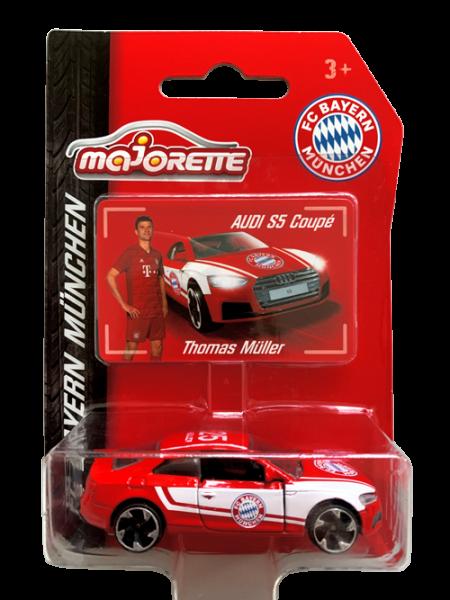 Majorette FC Bayern Premium Cars #25 MÜLLER