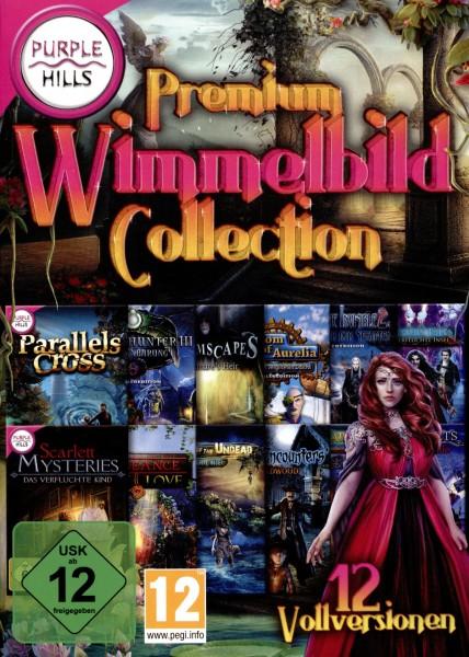 Purple Hills - Premium Wimmelbild Collection