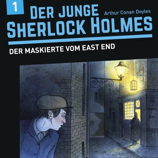 Der junge Sherlock Holmes - DER MASKIERTE VON EAST END
