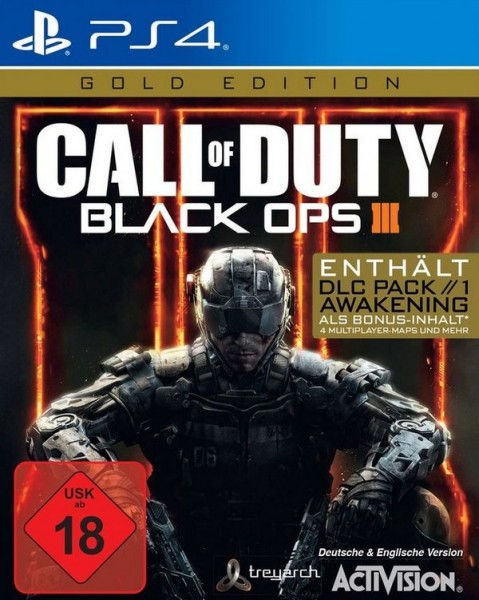 Call of Duty 12 - Black Ops 3 (Gold Edition)