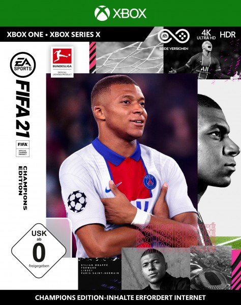 FIFA 21 - Xbox One - Champions Edition