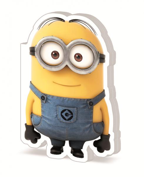 Notizbuch Minions A6 (Dave)