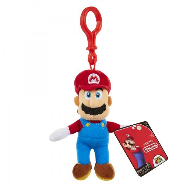Nintendo Schlüsselanhänger Mario Plüsch (12cm)