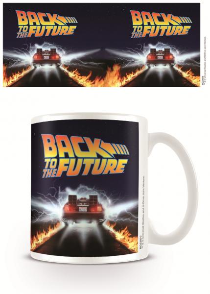 """Tasse """"Zurück in die Zukunft"""""""