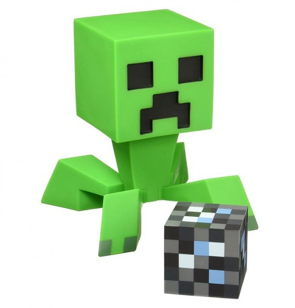 Figur Minecraft Vinyl Creeper