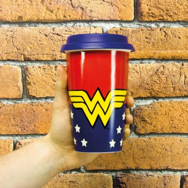 Reisebecher DC Comics Wonder Woman