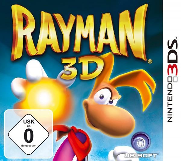 3DS RAYMAN 3D