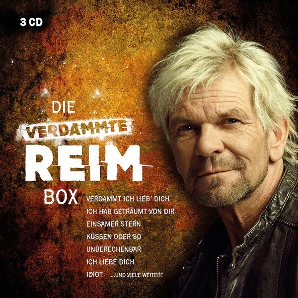 Matthias Reim - Die Verdammte Reim-Box