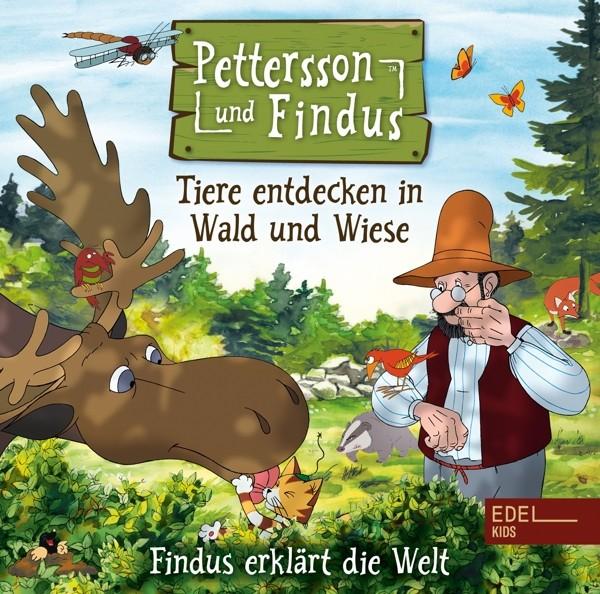 Pettersson Und Findus - Wald und Wiesentieren