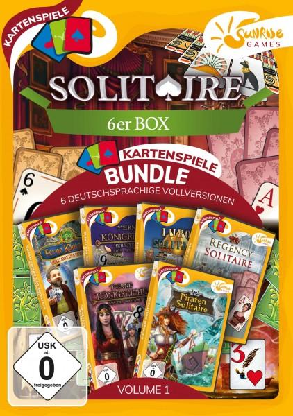Sunrise Games - Solitaire 6-ER BOX VOL.1