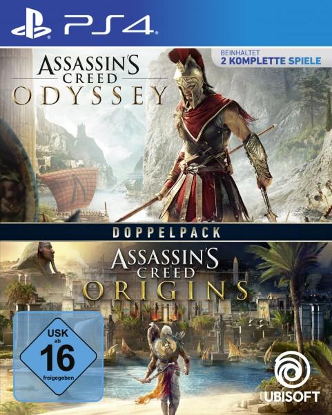 Assassin's Creed Odyssey + Assassin's Creed Origins (Bundle)