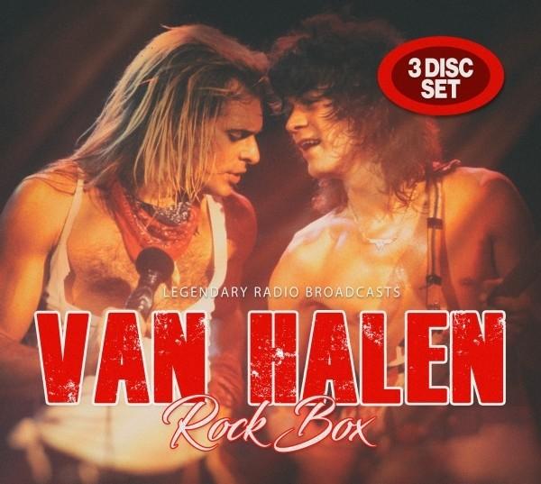 Van Halen - Rock Box