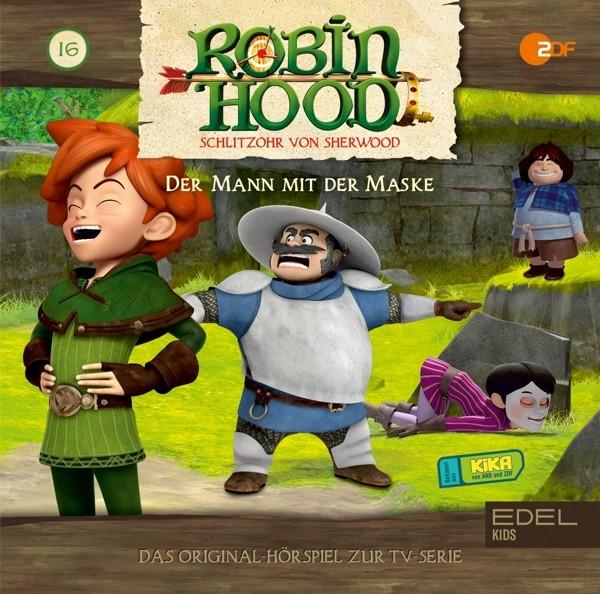Robin Hood - Schlitzohr Von Sherwood - Der Mann Mit Der Maske (16)