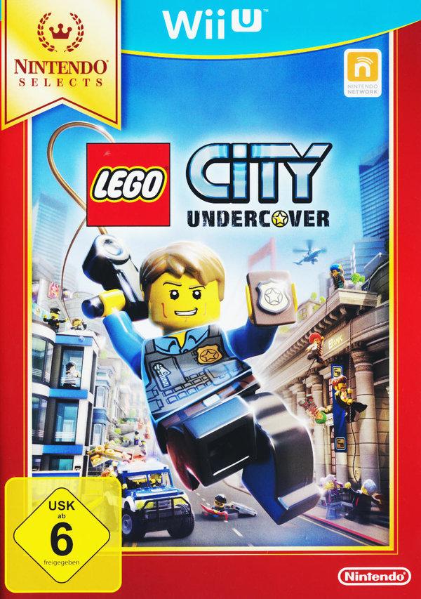 lego city undercover  nintendo  software  games  vigamu