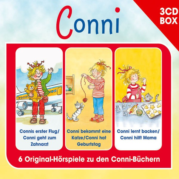 Conni - Hörspielbox