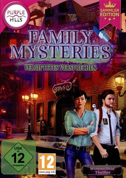 Purple Hills - Family Mysteries - Vergiftetes Versprechen (Sammleredition)