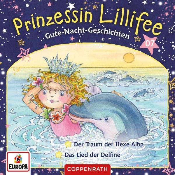 Prinzessin Lillifee - Gute-Nacht-Geschichten (07) Folge 13+14 - Der Traum