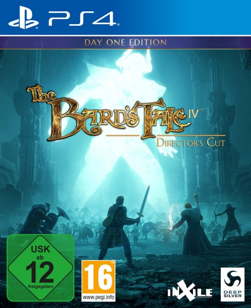 The Bard's Tale IV - Director's Cut (Day One Edition)