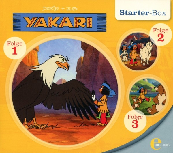 Yakari - Starter-Box