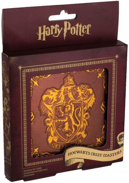 Untersetzer Harry Potter - Hogwarts Wappen